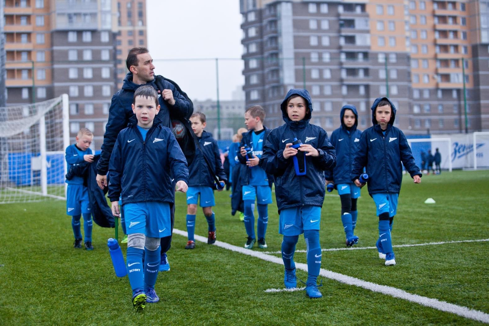 всего, как проходит отбор в футбольную академию зенит приступим
