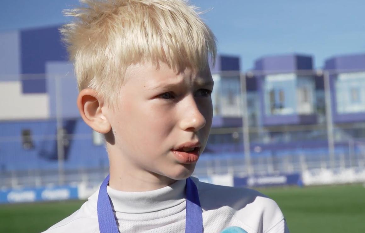 Дмитрий Кириков: «Турнир был очень хороший — соперники просто так не давали мяч, нужно было цепляться за него»