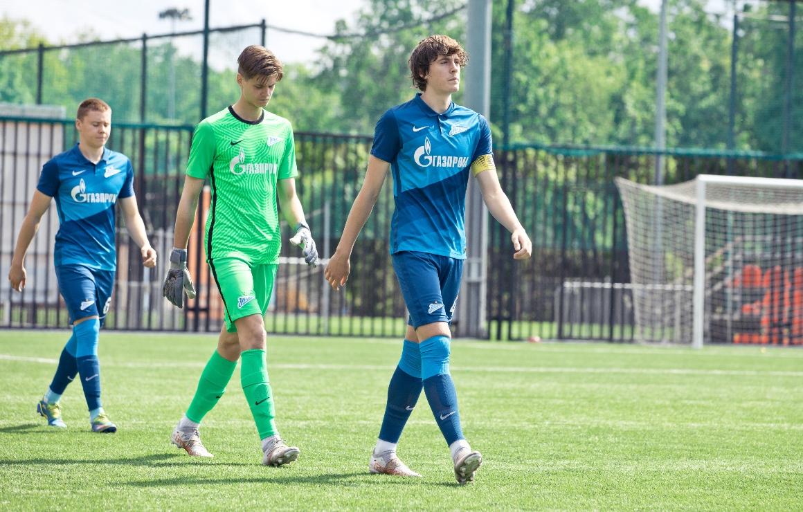 Артем Касимов дебютировал за «Зенит»-2 в официальных матчах
