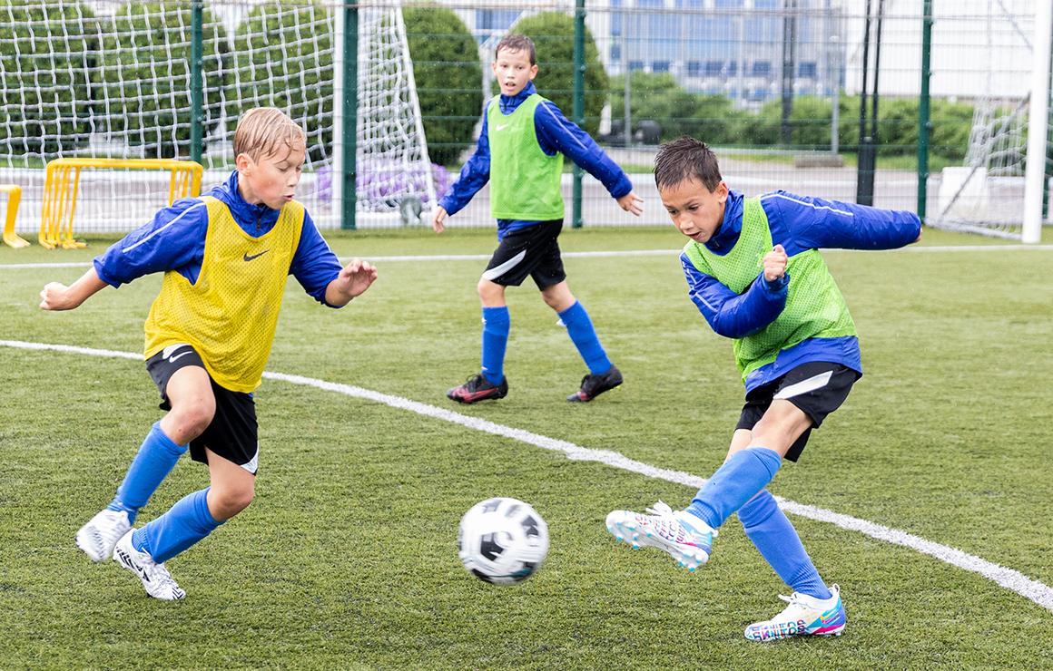 «Зенит» U-11 обыграл «КАМАЗ» в стартовом матче на турнире в Ульяновске