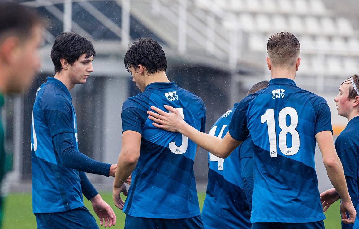 Команды «Зенита» в ЮФЛ завершили зимние тренировочные сборы и продолжат подготовку в Санкт-Петербурге