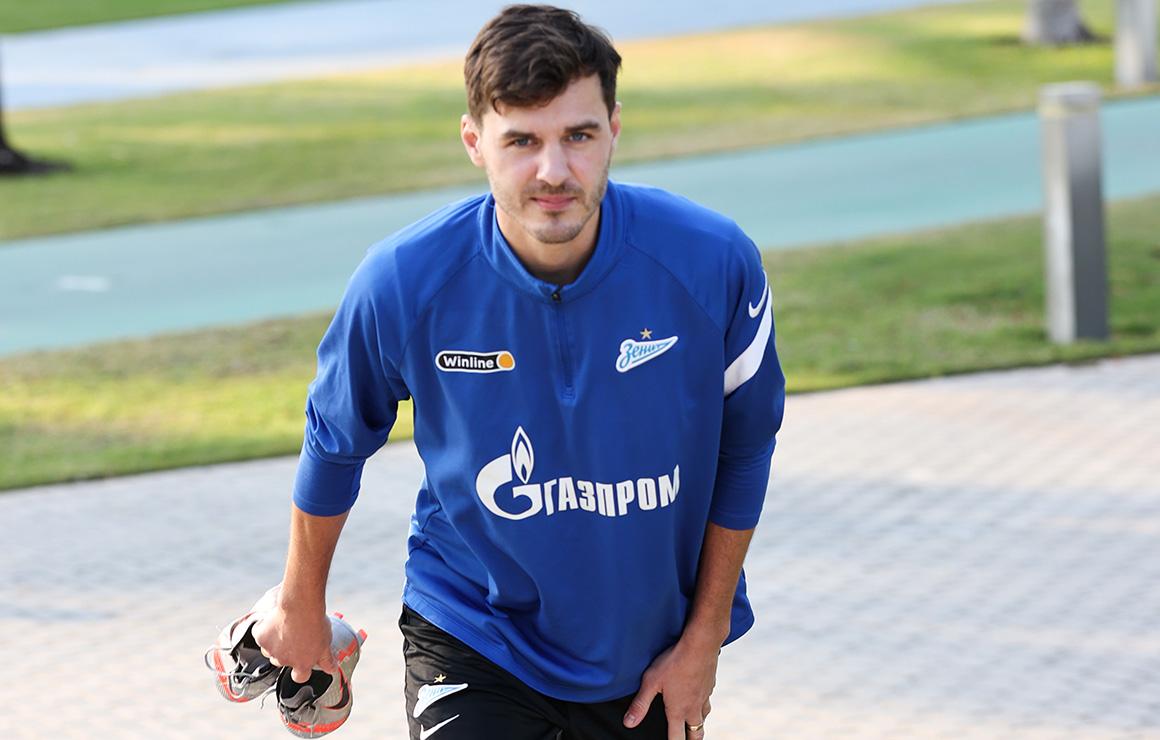 Александр Ерохин: «Первые дни будет немножко тяжело, но ничего страшного»