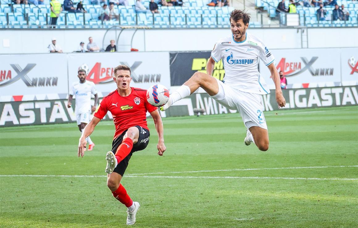 Ерохин забил седьмой гол после выхода на замену и приблизился к рекорду Кержакова