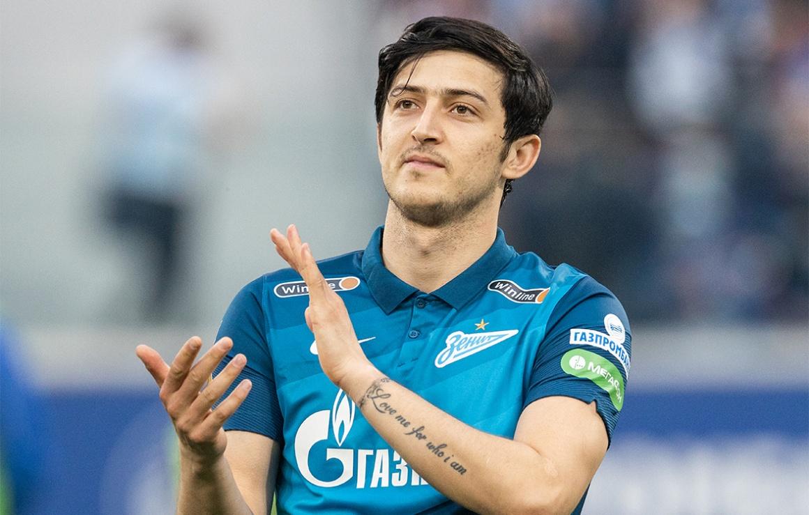 Самые быстрые 50 голов в истории «Зенита»: Азмун установил новый клубный рекорд