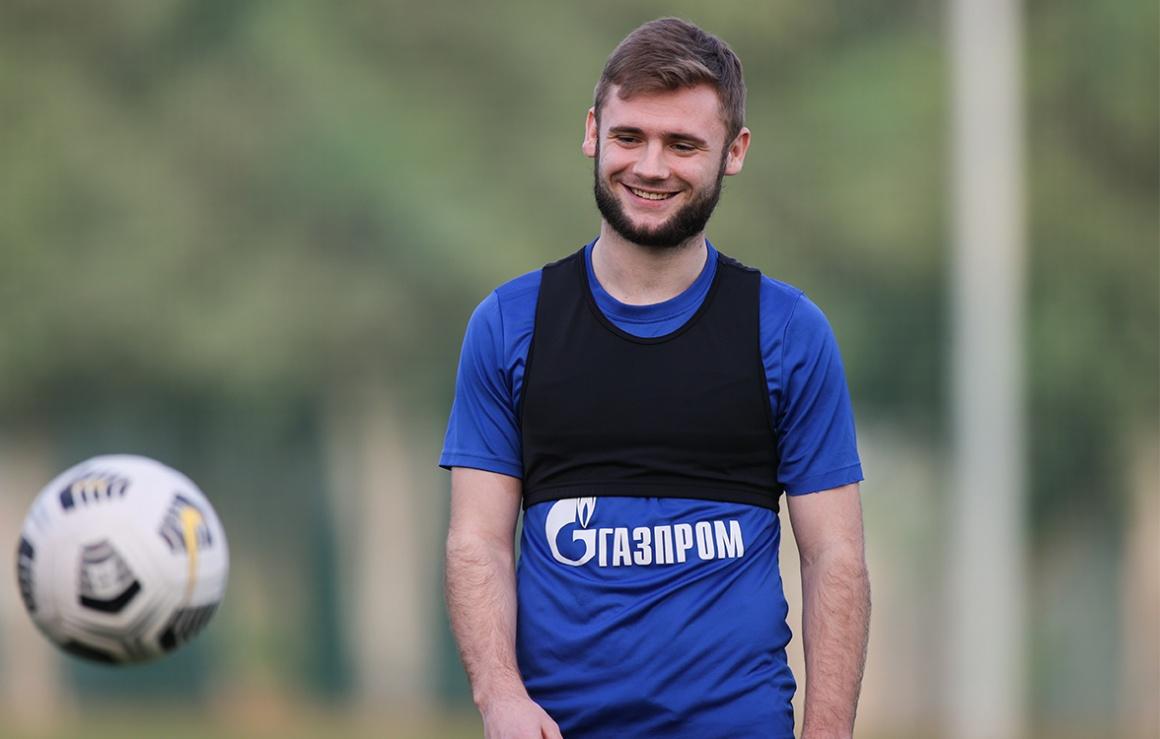 Михаил Погорелов: «Когда попадаешь на сборы к чемпионам России — это невероятные эмоции и чувства»